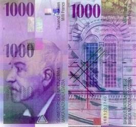 Swiss 1000-CHF