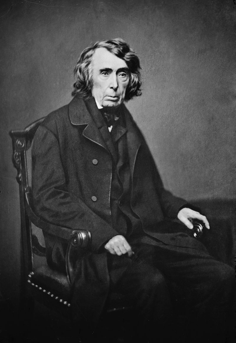 Taney Roger_B Chief Justice