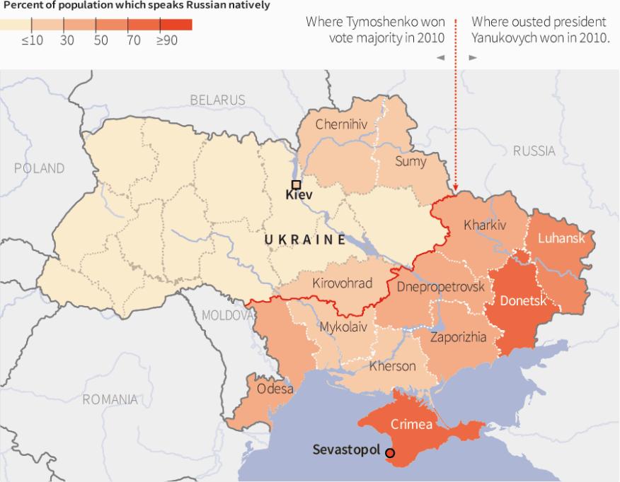 territorial map