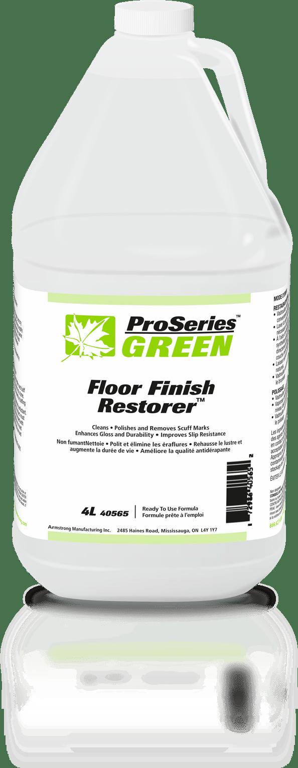 floor finish restorer armstrong