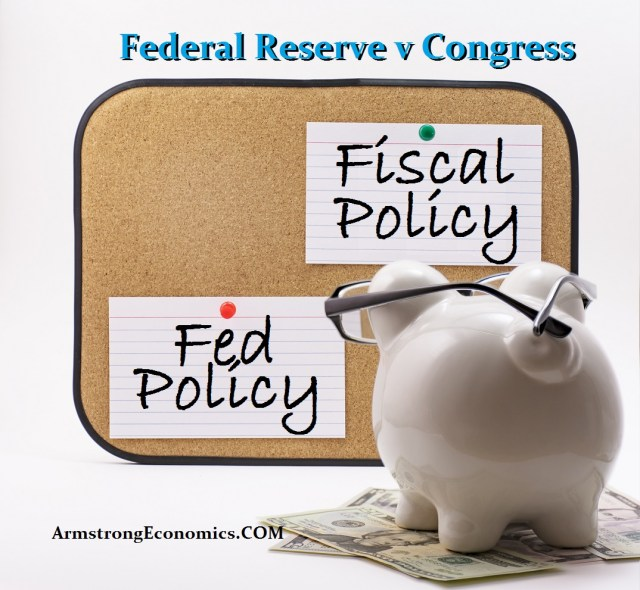 Image result for the economy fed v congress