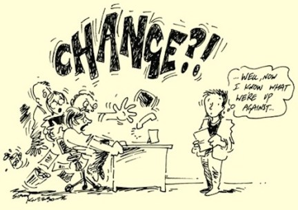 Change-Resisting