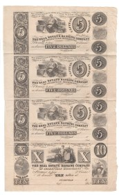 Miss Uncut sheet The Real Estate Banking Co-r
