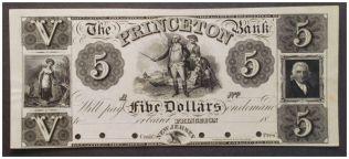 Princeton Bank Proof