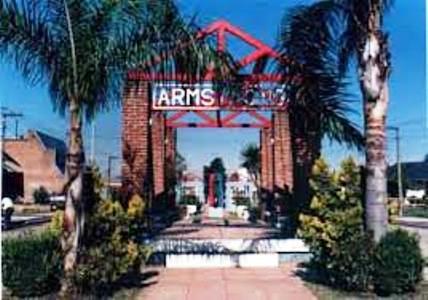 Armstrong. Arrebato en Plaza San Martín.