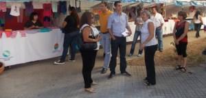 Feria artesanos