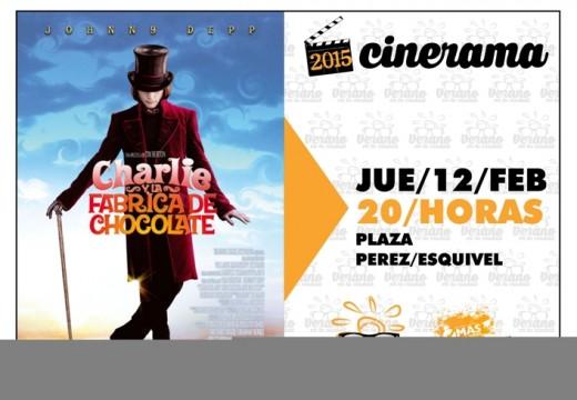 El jueves 12, Cinerama en Plaza Pérez Esquivel.
