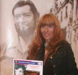 Poetisa cañadense, seleccionada en certamen de poesía internacional.