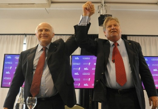 La fórmula más apoyada: 414 listas respaldan la candidatura de Lifschitz – Fascendini en Santa Fe