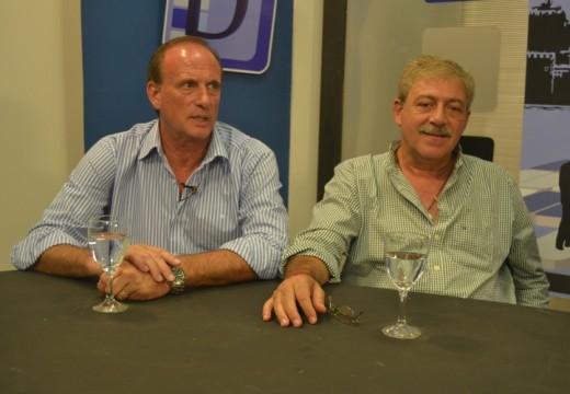 Eduardo Buzzi en Cañada de Gómez y Armstrong.