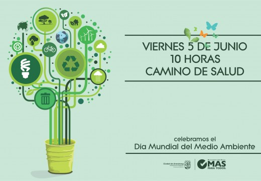 5 de junio 2015: Día Mundial del Medio Ambiente.