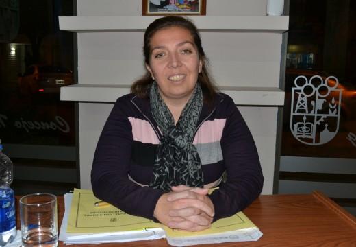 """Daniela Perez: """"Uno como funcionario público debe guardar la compostura, el respeto y la honestidad"""""""