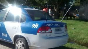 Policía-