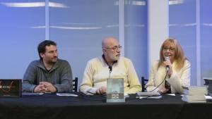 Presentación del libro del periodista, Luis Blanco presenta libro, Diario Armstrong y Región