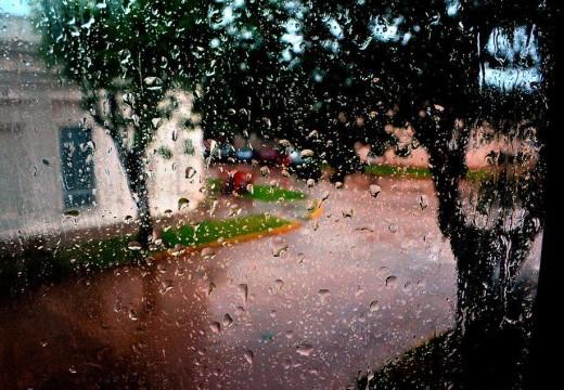 El sur provincial está bajo alerta por «tormentas fuertes»