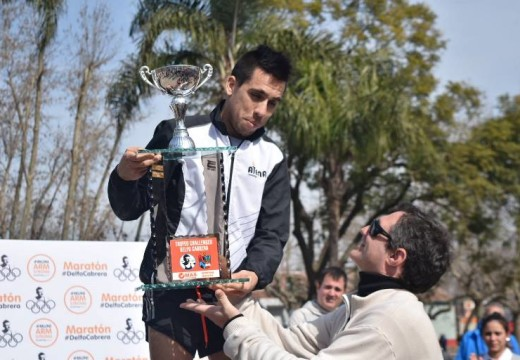 Copa Challenger Delfo Cabrera Edición 2019.