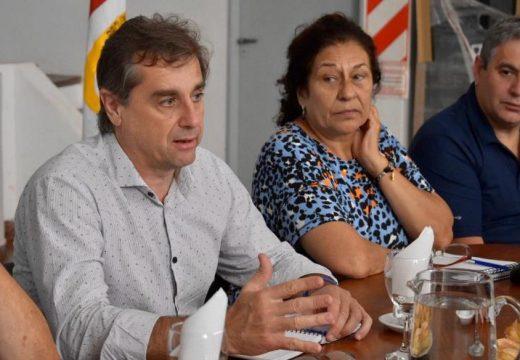Capitani: «El esfuerzo en la cuestión alimentaria ha sido un pedido expreso del Gobernador».