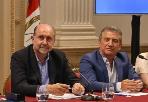 """Perotti: """"El conocimiento es uno de los principales activos  de la provincia"""""""