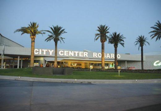 Ataque a mansalva en el Casino City Center Rosario.