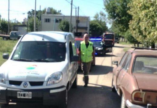 Cañada de Gómez. Municipio, Policía y Bomberos refuerzan controles.