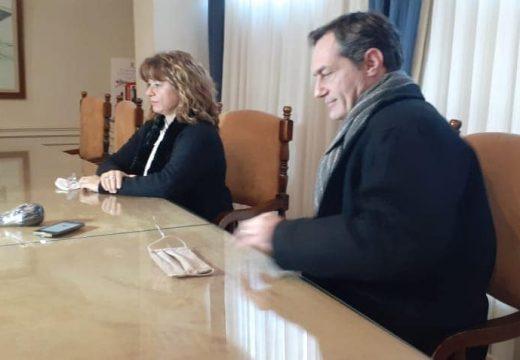Conferencia de Prensa debido a nuevas medidas por casos positivos de COVID en localidades vecinas.