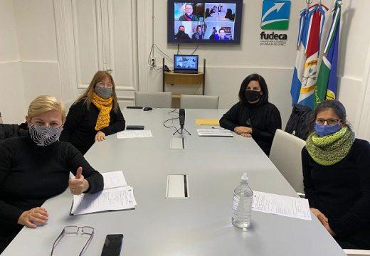 Cañada de Gomez. Municipio y FUDECA firmaron convenio con instituto de capacitación y estudios.