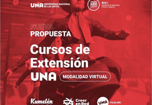 La Universidad Nacional de las Artes, en #TuCasa.