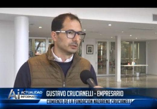 """Capacitaciones gratuitas de la fundación """"Nazareno Crucianelli"""""""