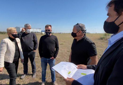 Clerici concreto radicación estratégica en Parque Industrial II de empresas prestadoras de servicio a Vaca Muerta.