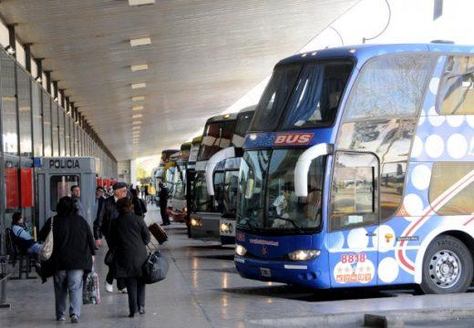 Cómo será desde hoy viajar por el país en ómnibus de larga distancia y trenes.