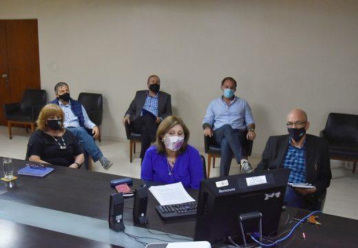 La provincia mantuvo un nuevo encuentro paritario con los gremios docentes.
