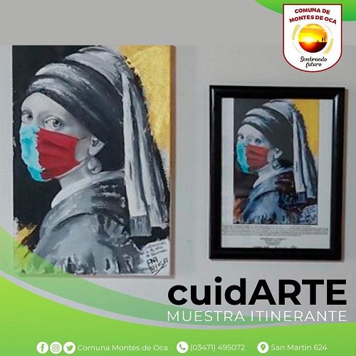 «CuidARTE» llegó a Montes de Oca iniciando la gira en la Usina I.