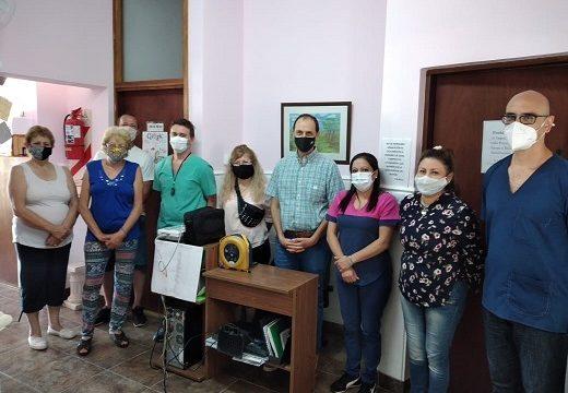 El Comité de Iriondo sigue invirtiendo en Salud.