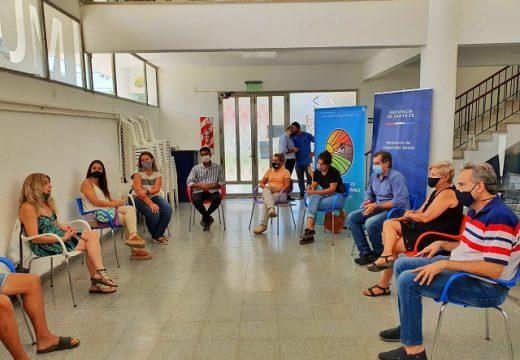 Cañada de Gómez: Presentan programas para la formación en oficios de jóvenes.