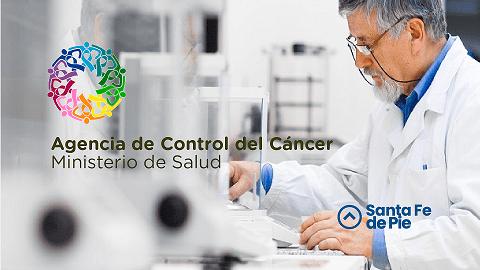 El Ministerio de salud provincial organiza actividades virtuales en la semana de la prevención del cáncer.