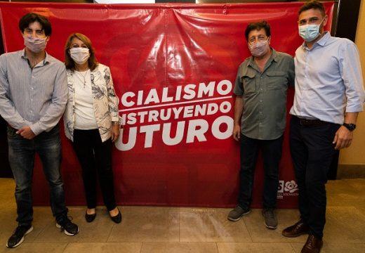 El partido Socialista renueva autoridades este domingo.