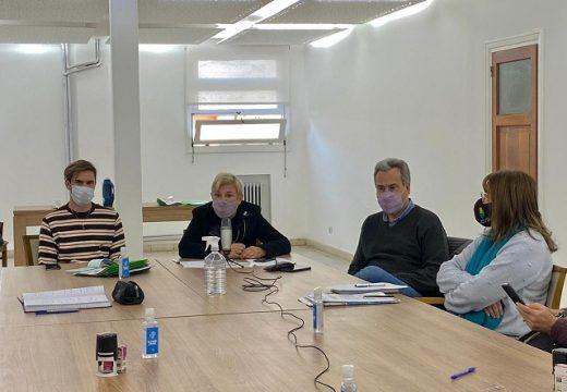 Cañada de Gómez. El municipio concretó nuevo aporte del FAE.