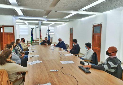 Cañada de Gómez. Gestiones de Casalegno para acompañar a sectores afectados por la emergencia sanitaria.