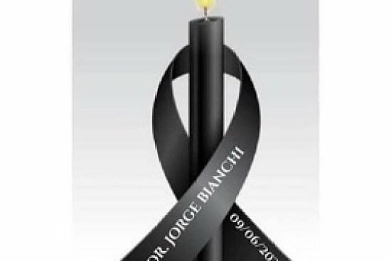 Profundo dolor por el fallecimiento del Dr. Jorge Bianchi pediatra de Armstrong y la región.