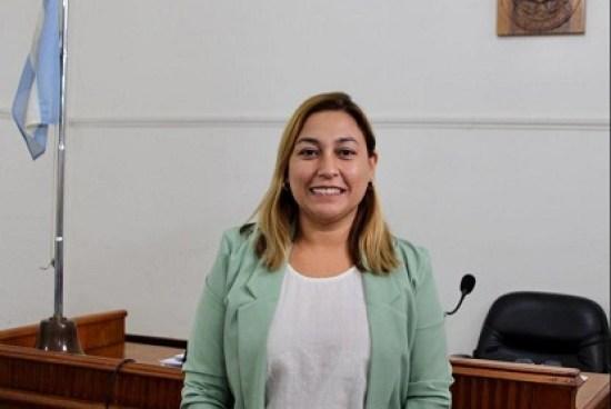 Cañada de Gómez. La concejala Loyola promueve proyecto «Ciudades que Cuidan».