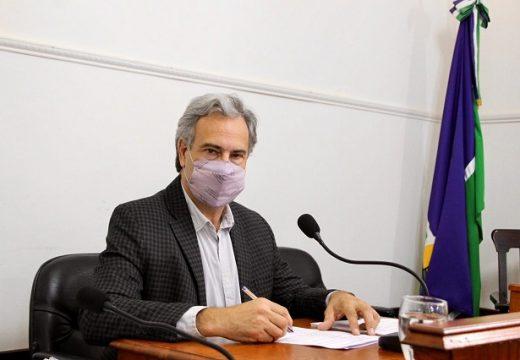 Cañada de Gómez. Casalegno solicita establecer en la ciudad una sede del instituto de seguridad pública.