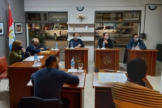 El Concejo declaró de interés social la ocupación del inmueble por la Escuela Campo Spagnolo.
