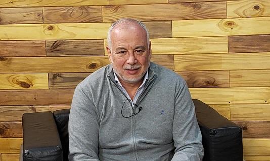 Deliberando: Luis Leiva, Coordinador del Concejo de Seguridad Ciudadana, de Cañada de Gómez.