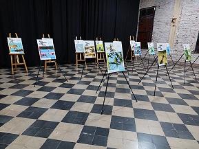 Tortugas sigue exponiendo la Muestra «Aves» en el Salón Cultural.