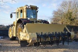 mine clearance equipment uk