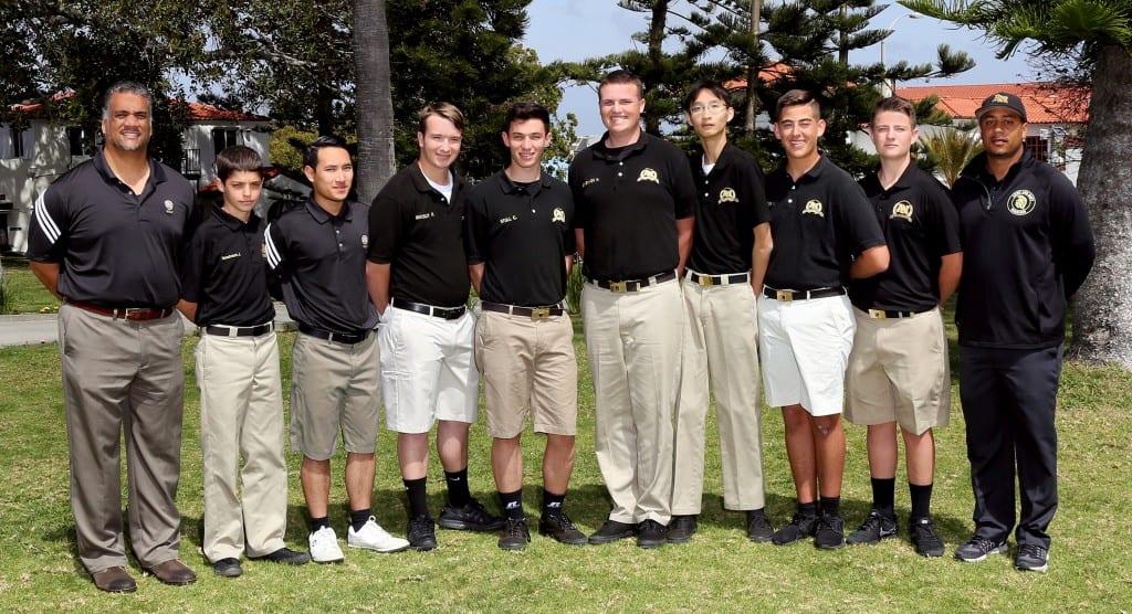 2016 golf team