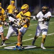 Warrior Lacrosse Defeats Foothills Christian