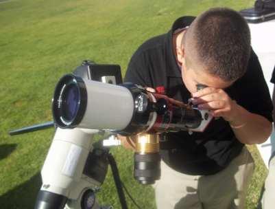 Astronomy - solarscope