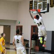 Seck Leads Scoring in ANA Game vs. Serra