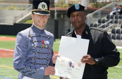 Cadet Awards and Accomplishments at Military Schools